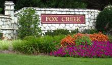 Johns Creek Neighborhood Of Fox Creek