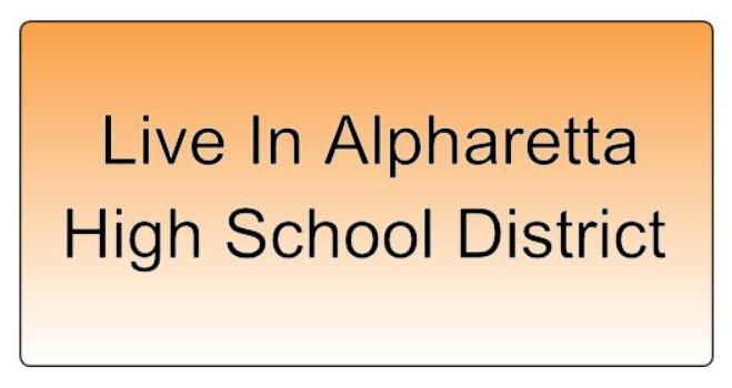 Live In Alpharetta Homes In The Alpharetta High School District